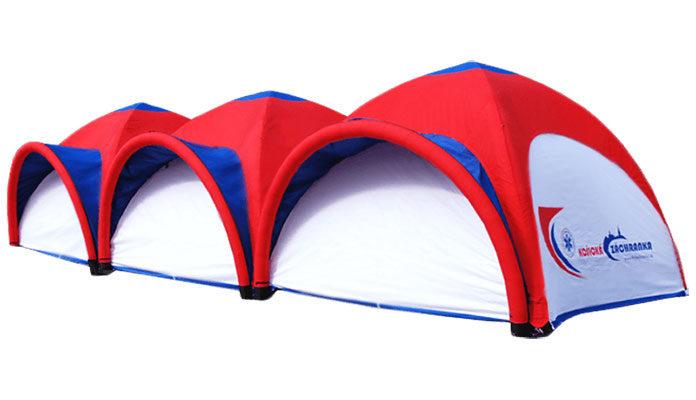 Czym są namioty reklamowe stałociśnieniowe?